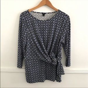 Ann Taylor Large Top